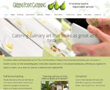 Greens Point Catering
