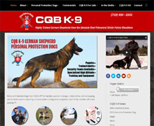 CQB K-9 Dog Protection
