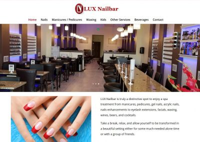 LUX Nailbar