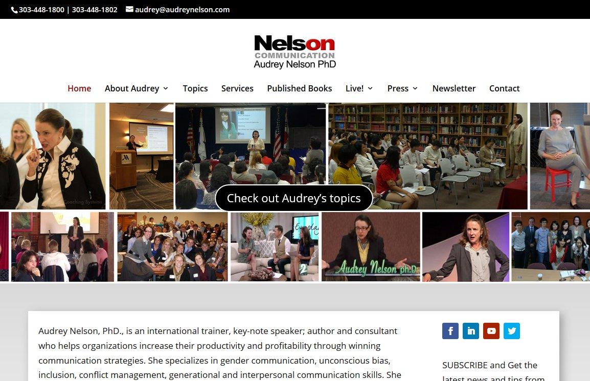 Audrey Nelson PhD