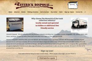 Maverick Disposal