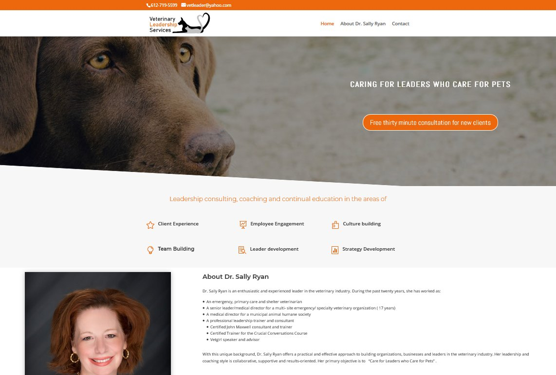 Veterinary Leadership Services